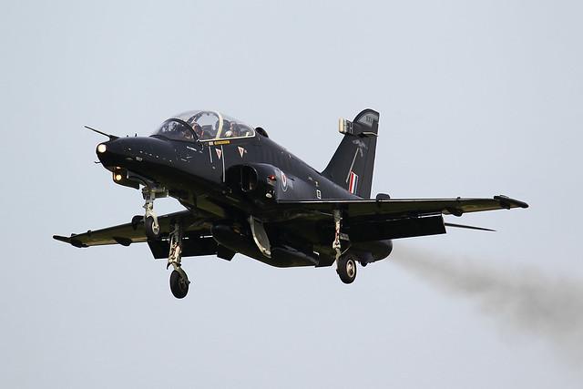 ZKZK32/FH BAe Hawk T.2 4FTS 25 Squadron Royal Air Force032