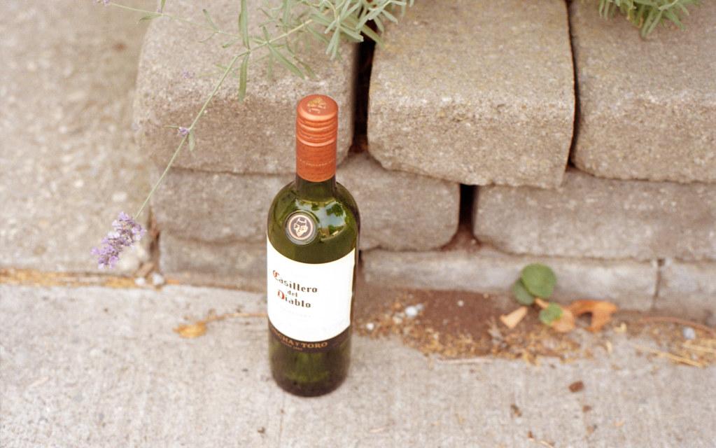 Used Bottle