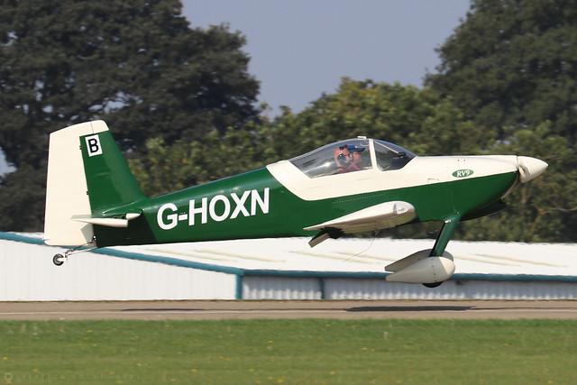 G-HOXN Vans RV-9 PFA 320-14229