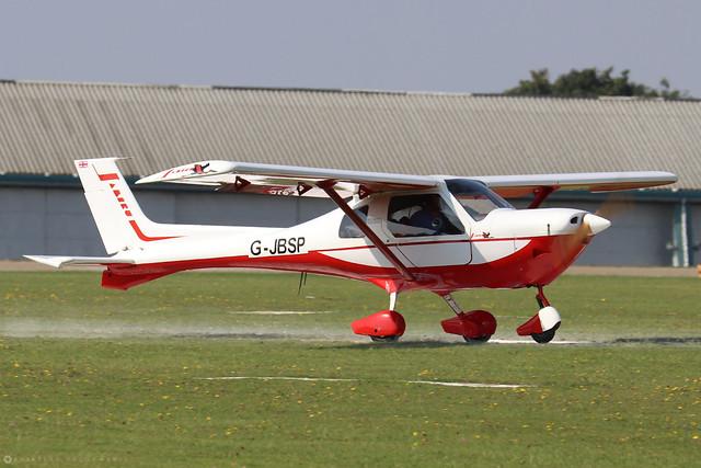 G-JBSP Jabiru SP 470 PFA 274B-13486