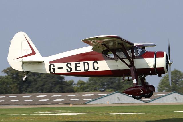 G-SEDC Fairchild F.24 W-46 W46-342