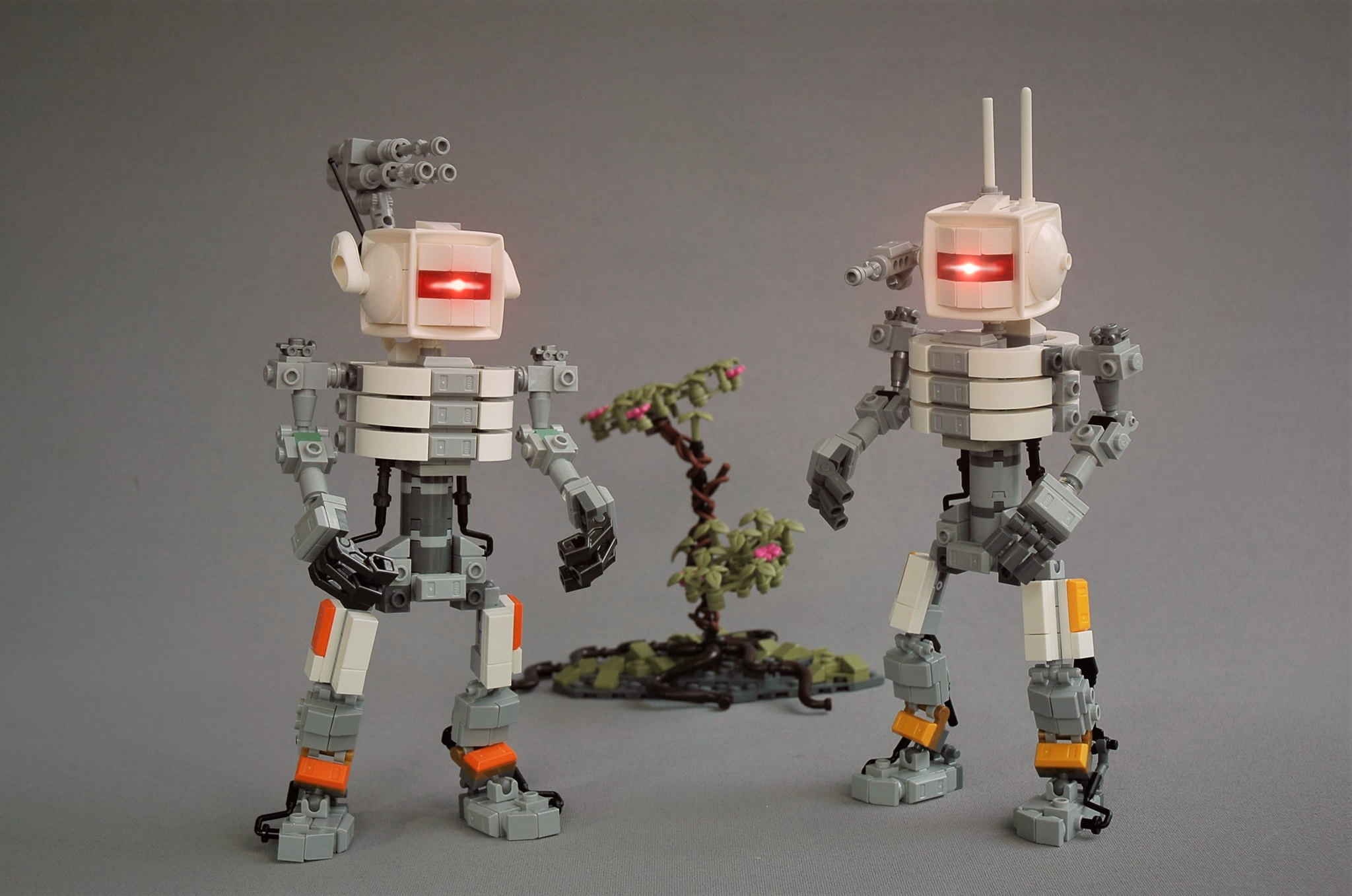 Cube-bots BN-1 and BN-2