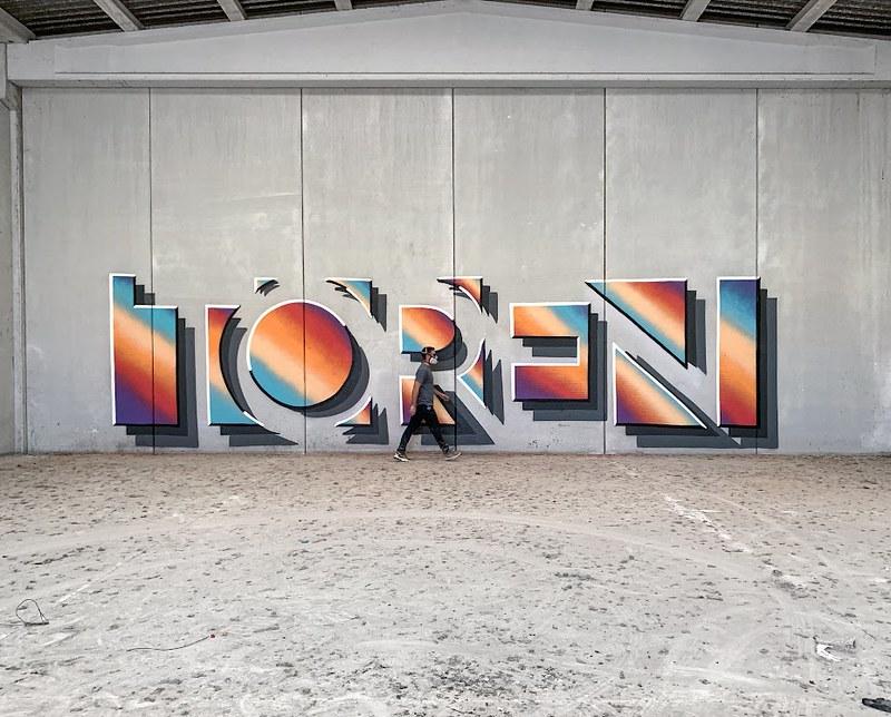 stencil TOREN