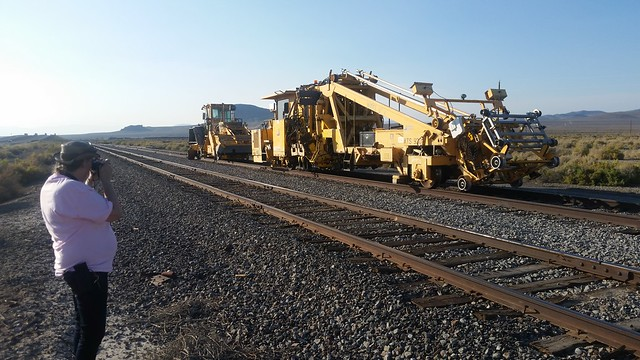 Track Maintenance Gear