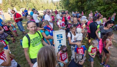 V sobotu se v okolí Zubří koná 22. ročník Běhu okolo Soliska
