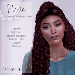 Nora - Catwa MajerEdged