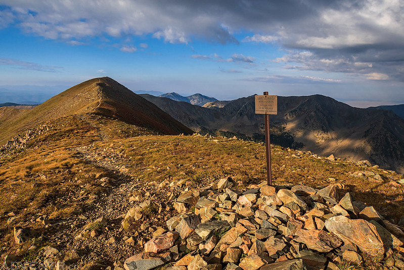 Mount Walter Summit