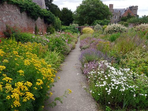 Croft Castle Walled Garden