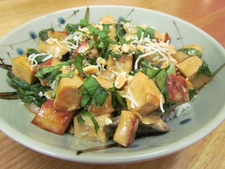 Thai-Phoon Stir-Fry