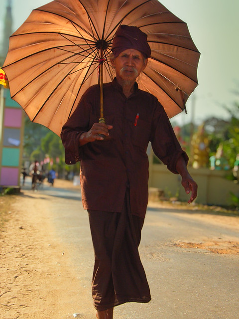 Mandalay - Monk
