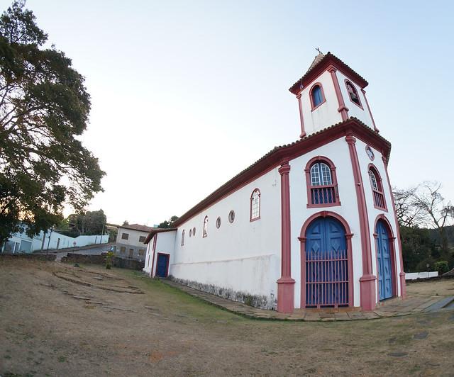 Matriz São José - Nova Era - MG