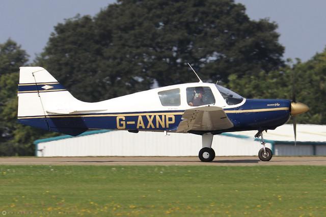 G-AXNP Beagle B.121 Pup 150 B.121-106