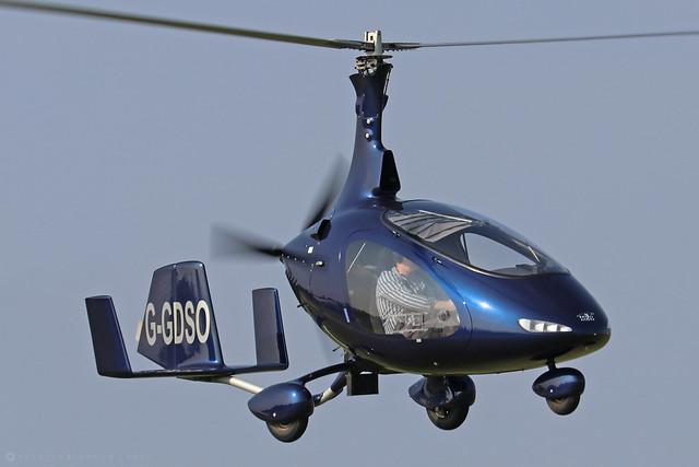 G-GDSO  -  RotorSport UK Cavalon c/n RSUK/CVLN/024  -  EGBK 5/9/21