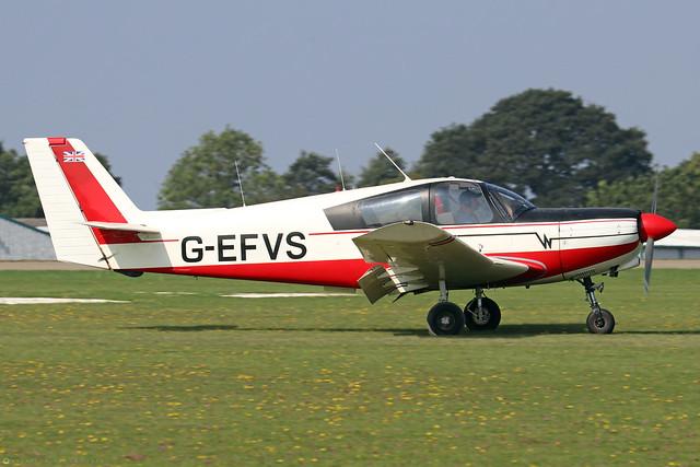 G-EFVS Wassmer Pacific WA.51A 22