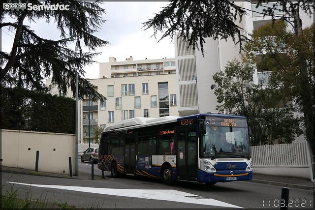 Irisbus Citélis 12 CNG – Tisséo Voyageurs / Tisséo n°1028