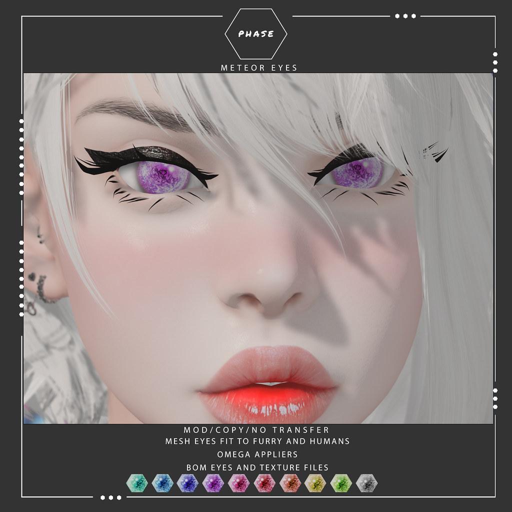 PHASE – Meteor Eyes