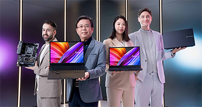 """Asus announced a major expansion of the brand's ecosystem of solutions for empowering creators at its """"Create the Uncreated"""" launch event."""