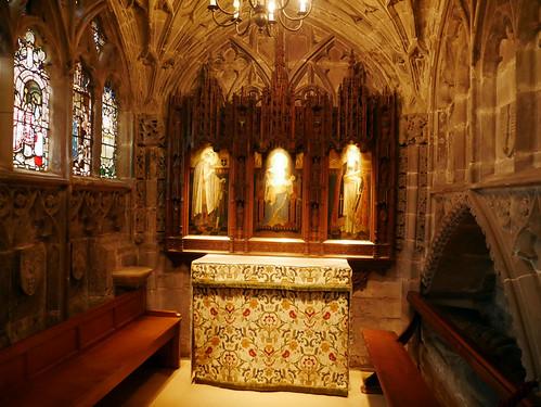 The Stanbury Chapel