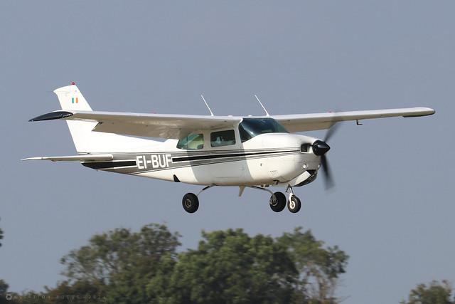 EI-BUF  -  T210N Turbo Centurion c/n 210-63070  -  EGBK 5/9/21