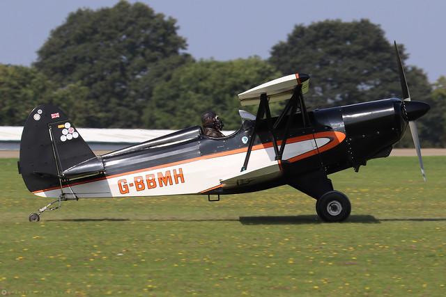 G-BBMH EAA Biplane P1 PFA 1348