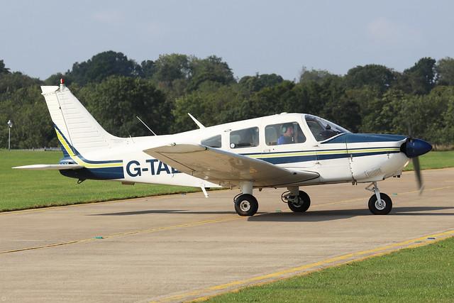 G-TALH Piper PA-28-181 Cherokee Archer II 28-7790208  -  EGBK 5/9/21