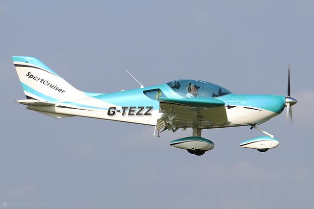G-TEZZ  -  CZAW Sportcruiser c/n LAA 338-14863  -  EGBK 5/9/21