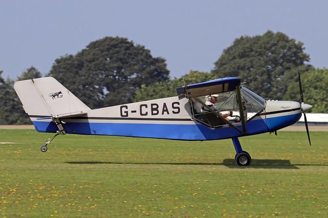G-CBAS Rans Coyote II S-6ES PFA 204-13688