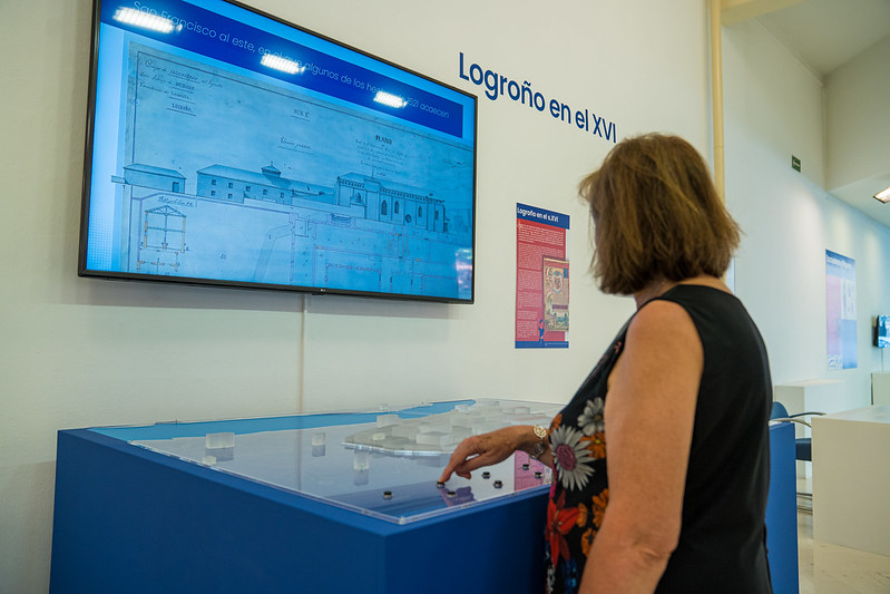 Exposición 'Logroño, ciudad cercada'