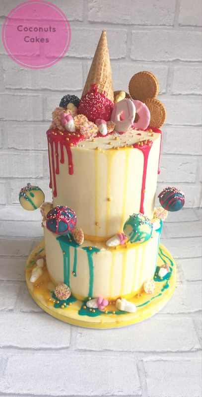 Cake by Coconuts Cakes