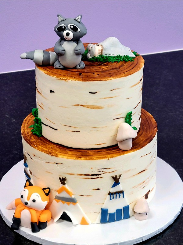 Cake by Royal-T Cakery