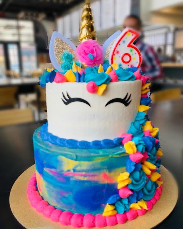 Unicorn Cake by Cam's Cakes