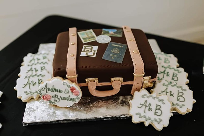 Cake by Laird Cakes