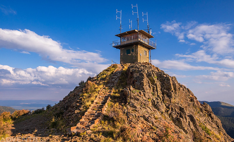 La Mosca Lookout Tower