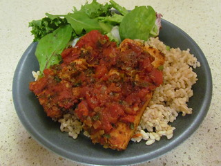 Cajun-Style Tofu