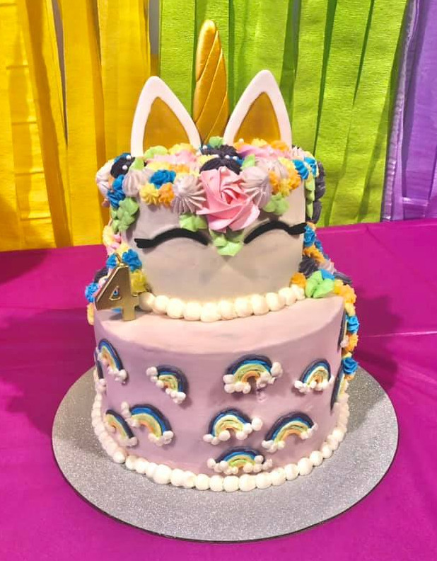 Cake by Sonshine Cakes and more