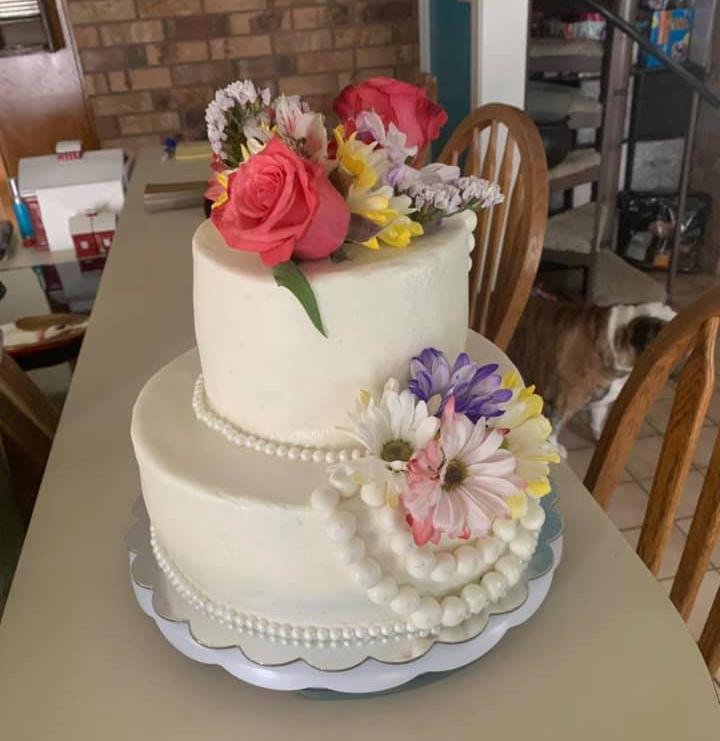 Cake by Carol's Cakes