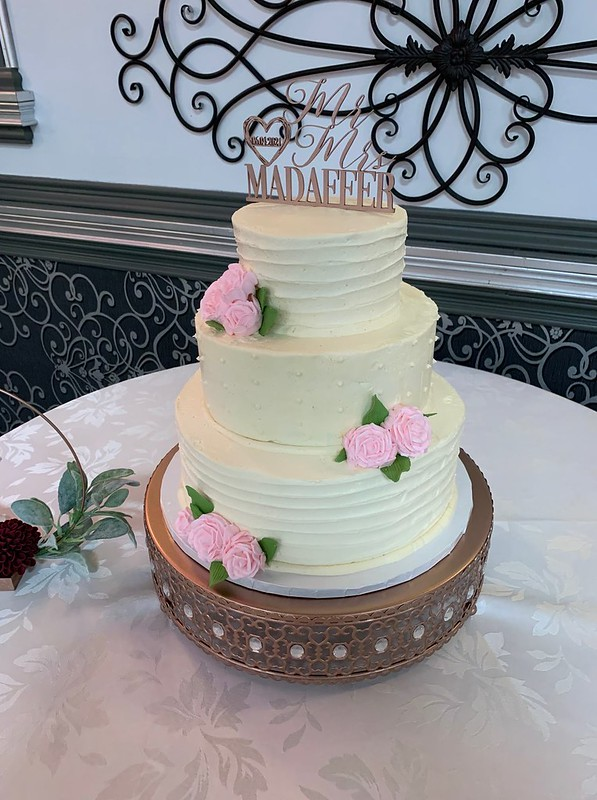 Cake by Pallotta's Pastries