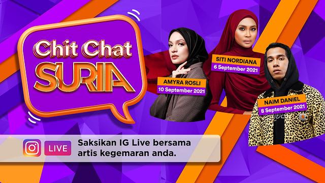 Chit Chat Suria 6- 10 Sept
