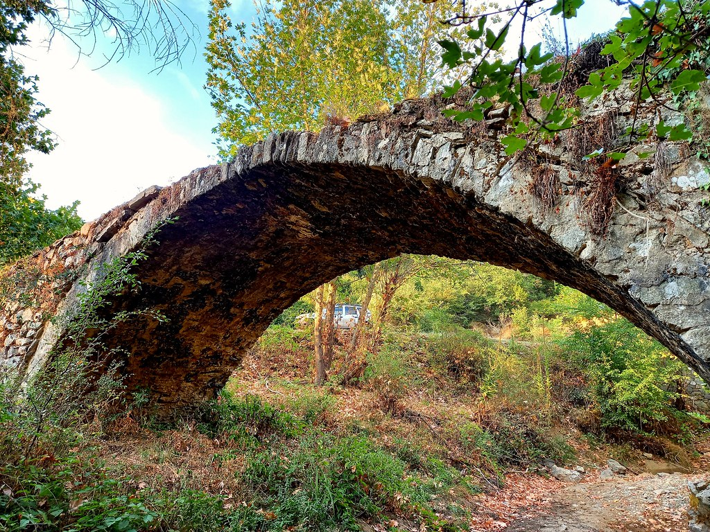 Old stone bridge...