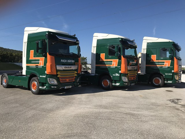 DAF XF FT (4x2) Space Cab
