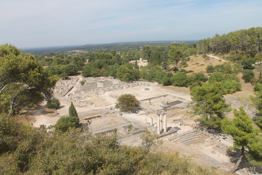 Overview of Glanum