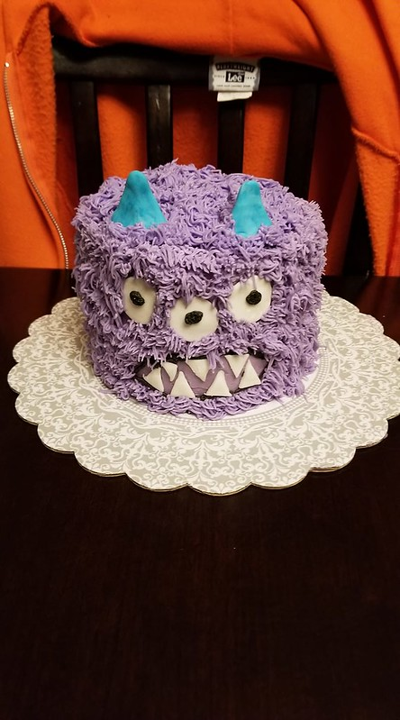Cake by Brandiland Bakery