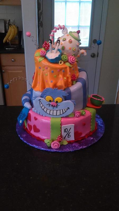 Cake by Angel's Bake-n-Cakes