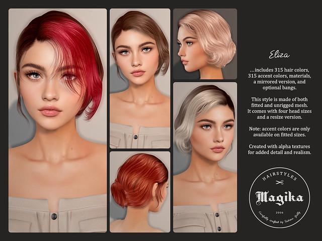 Magika - Eliza