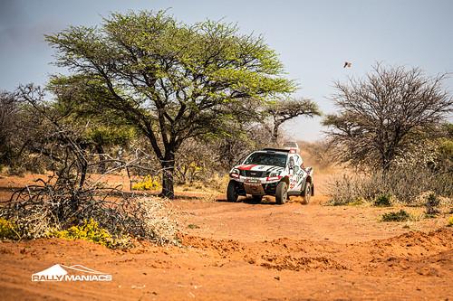 Kalahari Rally 2021 Stage 2