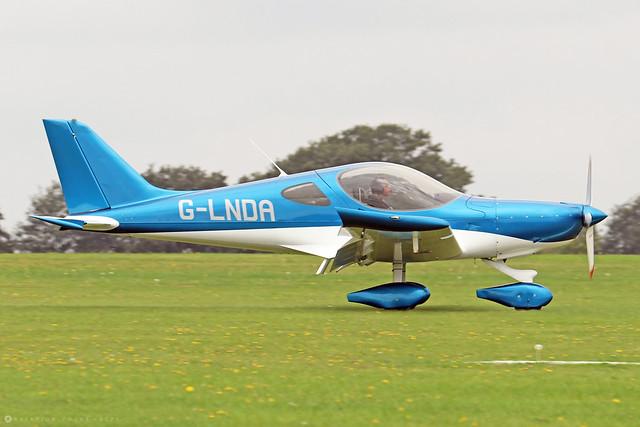 G-LNDA  -  BRM Aero Bristell NG5 SpeedWing c/n LAA 385-15575  -  EGBK 3/9/21