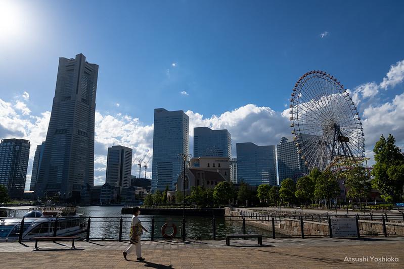 Nikon Z fc Shooting in Yokohama