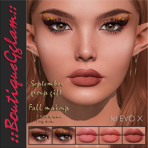 ::BG:: Fall makeup
