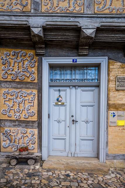 Doors Of Quedlinburg No. 1