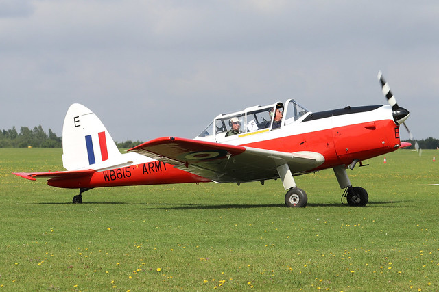 G-BXIA  -  de Havilland Canada DHC-1 Chipmunk 22 c/n C1/0056  -  EGBK 3/9/21